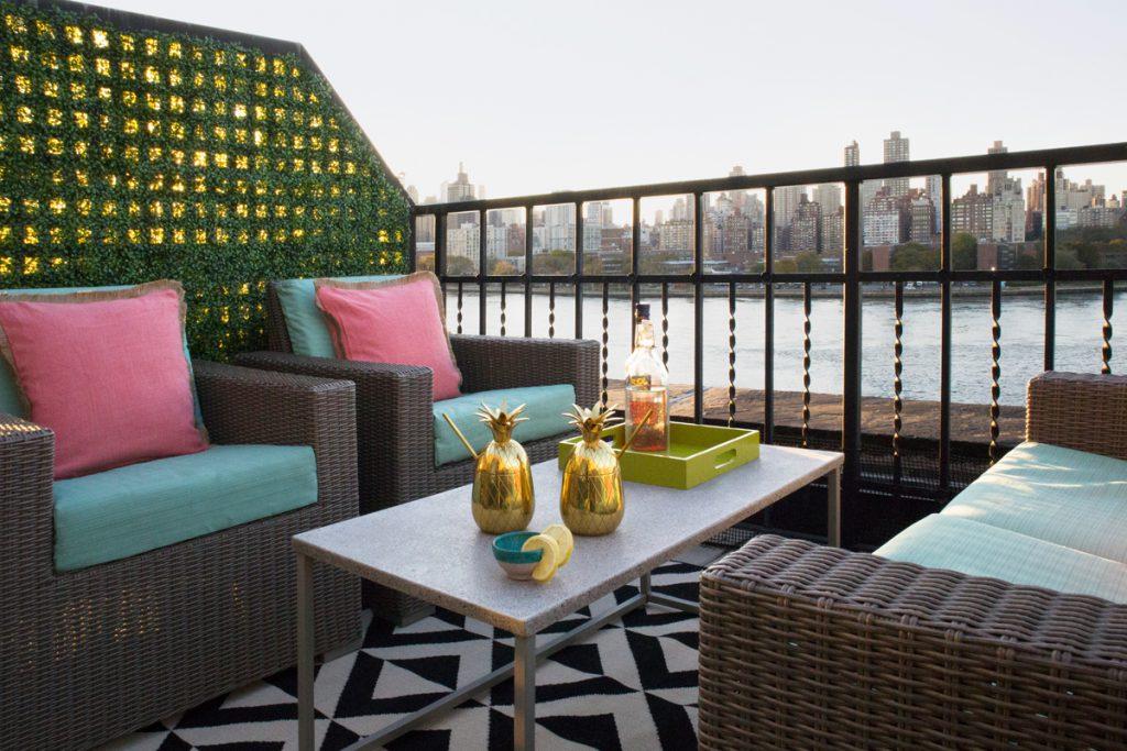 Creative outdoor patio design ideas